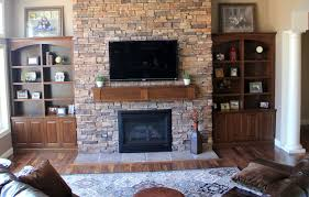 custom mantels custommade com built in bookcases and fireplace mantle cheap home decor stores bookshelves office great
