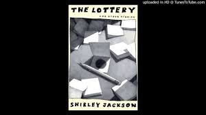 the lottery by shirley jackson by andy itwaru the lottery by shirley jackson by andy itwaru