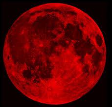 Risultati immagini per luna di sangue settembre 2015