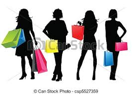 Image result for free clipart shopping