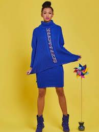 Knitted <b>poncho</b> | Süel