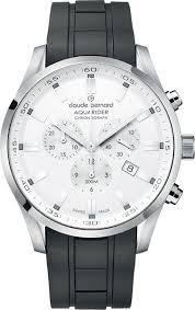 Купить Мужские швейцарские наручные <b>часы Claude Bernard</b> ...