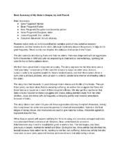 summary analysis essay examples   caviz only resume has the answerhow write a book summary sample summaries wikihow