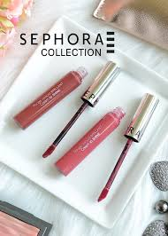 NEW <b>Sephora Collection Cream Lip</b> Shine Review and Swatches ...