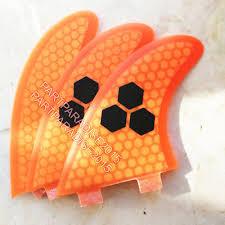 <b>FCS G3 G5</b> G7 <b>surf fins surfboard</b> fiberglass honey comb Tri Set ...