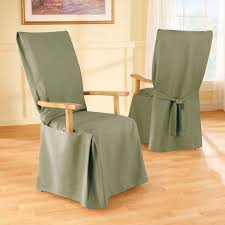 dining chair arms slipcovers: dining chair slipcovers with arms a gallery dining