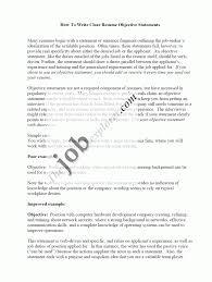 resume  objective examples for resume  corezume cosmlf