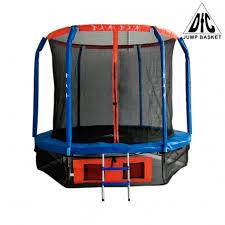 <b>DFC Jump</b> Basket 10Ft – купить в СПб   <b>Батут</b> с защитной сеткой ...