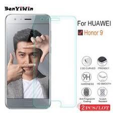 2 Pcs Premium Tempered Glass For Huawei Honor V10 Screen ...