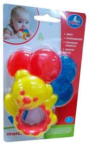 Купить <b>Прорезыватель Умка Мишка на</b> шариках по выгодной ...