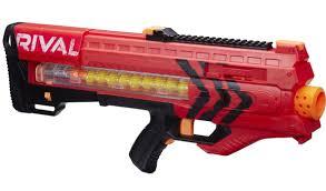 <b>Бластер Nerf Rival</b> Zeus красный <b>HASBRO</b> B1592/astB1591 ...