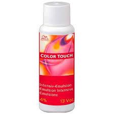 <b>WELLA PROFESSIONALS Эмульсия</b> 4% / <b>Color</b> Touch 60 мл ...