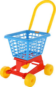 <b>Полесье</b> Игрушечная <b>тележка Supermarket №1</b>, цвет в ...