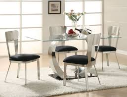 top lovely rectangular area rug idea also black chairs design feat modern glass top dining table bedroomglamorous granite top dining table unitebuys