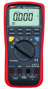 Multimeter <b>UNI</b>-<b>T UT533</b> (+insulation tester) :: <b>UNI</b>-<b>T</b>