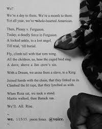 "on Twitter: ""An MLK Day & Black History Month poem I wrote solely ..."