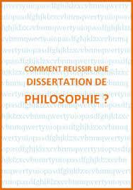 Comment faire une dissertation de philosophie     Comment faire une dissertation