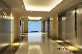 recessed ceiling lights office lobby and lobbies on pinterest awesome office ceiling design