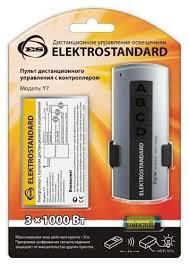 <b>Пульт управления</b> светом y7 <b>elektrostandard 4690389007620</b> ...