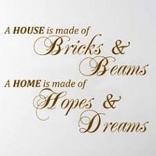 Home Quotes on Pinterest | For The Home, Wall Decor Quotes and Home