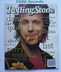 Rolling Stone Magazine Issue 656 MAY 13th 1993 Perry Farrell Dana Carvey | ... - %24_35