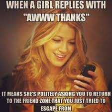 Friendzone on Pinterest | Friend Zone, Weekend Humor and Lizzie ... via Relatably.com