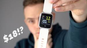 This Xiaomi <b>Smartwatch</b> is $18!! | <b>Haylou LS01</b> Review - YouTube