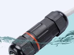 <b>10pcs Waterproof Connector</b> for Outdoor Light 6 12mm 250V ...