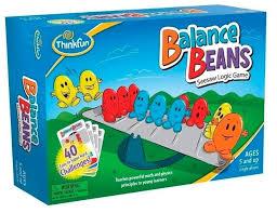 <b>Настольная игра</b> ThinkFun Бобы в равновесии - Поймай <b>баланс</b> ...