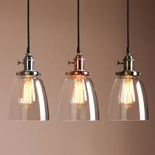lighting pendants glass. vintage industrial ceiling lamp cafe glass pendant light shade fixture lighting pendants r