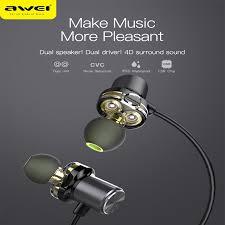 <b>AWEI X650BL</b> Wireless Headphones Bluetooth headset Earpiece ...