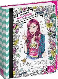 "<b>Блокнот</b> Style Me <b>Up</b> ""Дорогой дневник"", 11401, с ручкой ..."