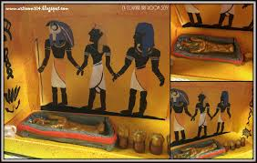 art room  from the sky high pyramids to the mummification of their dead tot he solar religion system has obviously amazed