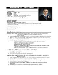 resume format examples free  tomorrowworld co   sample resume format philippines   resume format examples