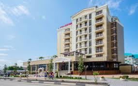 Отель АВРОРА, отель 4*, Анапа (Витязево) Россия: цены на ...