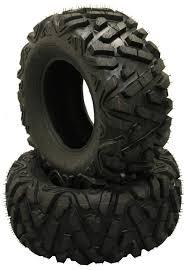 2 New <b>WANDA</b> ATV Tires 25X10-<b>12 6PR</b> P350-10165 - Buy Online ...