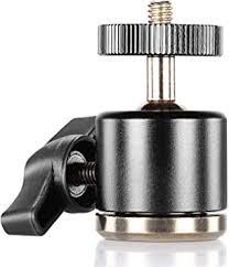 Neewer Aluminum Alloy <b>360 Degree</b> Rotating Swivel Mini <b>Ball</b> Head