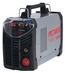 Инверторный сварочный аппарат <b>Ресанта САИ-190ПН</b>