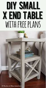 room table small p  diy side table ideas with lots of tutorials