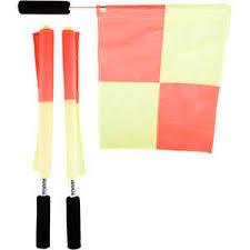 Купить <b>Флаги для боковых судей</b> Torres SS1031, комплект из двух ...