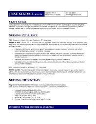 resume nursing best resume format for nurses in resume nursing objectives in resume for nurses