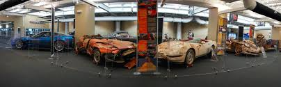 Fred Caldwell Chevrolet National Corvette Museum Sinkhole Will Be Recreated