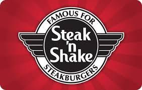 Steak 'N Shake Gift Card | Kroger Gift Cards