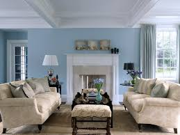 Paints Colors For Living Room Sky Blue And White Scheme Color Ideas For Living Room Decorating
