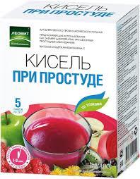 <b>БиоИнновации Кисель при простуде</b>, 5 пакетов по 20 г — купить в ...