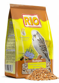 <b>Rio Budgies корм для</b> волнистых попугаев Период Линьки купить ...
