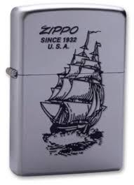 <b>Zippo</b> Boat-<b>Zippo</b> Satin Chrome (<b>205 Boat</b>-<b>Zippo</b>) | <b>зажигалка</b> ...
