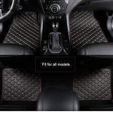<b>car floor mats</b> for Audi A6L R8 Q3 Q5 Q7 S4 S5 S8 RS TT Quattro A1 ...