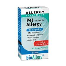 <b>bioAllers Pet Allergy</b> Relief for People   Homeopathic Formula ...