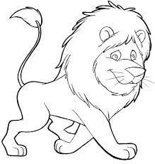 Small Picture Printable Lion Coloring Pages Coloring Me